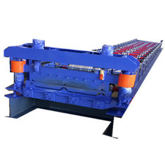 Automatic Standing Seam Roll Forming Machine