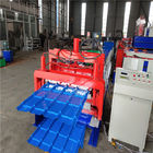 0.3mm Metal Sheet Roofing Tile  Roller Forming Machine