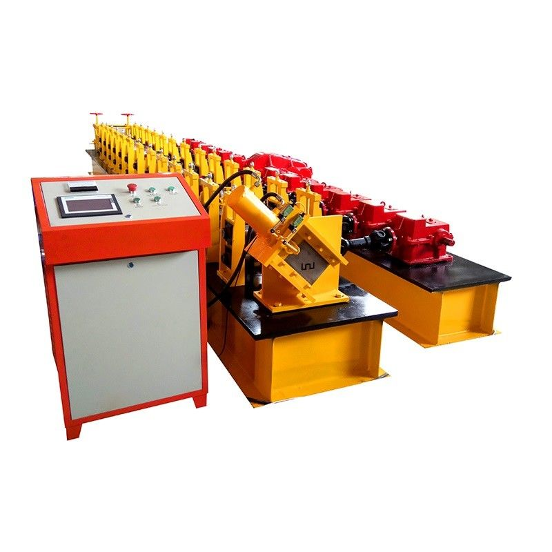 8m Min Metal Sheet Light Steel Keel Roll Forming Machine