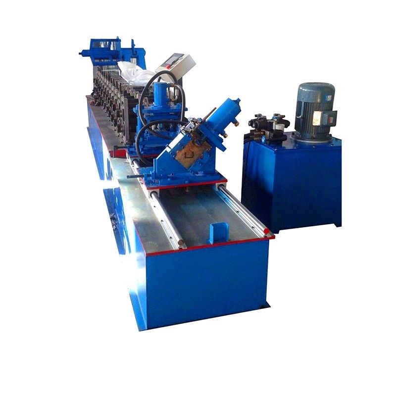 Light Steel Keel Frame Stud And Track Cold Roll Forming Machine